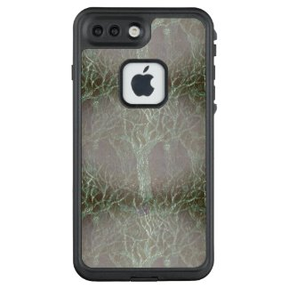 Spooky Halloween Trees on iPhone 7 Case