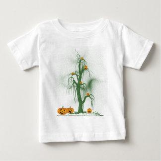 Spooky Halloween Trees T Shirt
