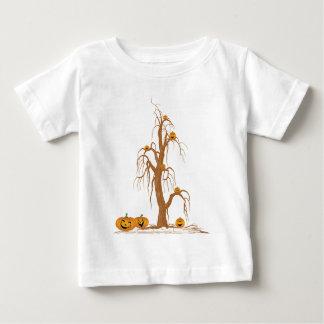 Spooky Halloween Trees Tee Shirt