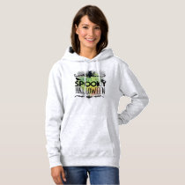 Spooky Halloween with Owl Crow Spider Bat T-Shirt