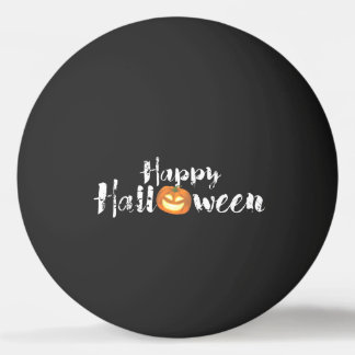spooky haunted house costume night sky halloween ping pong ball - Halloween Ping Pong Balls