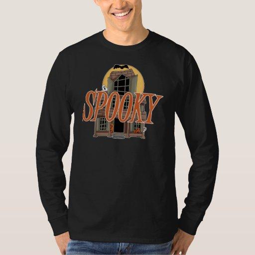 Spooky Haunted House Shirt