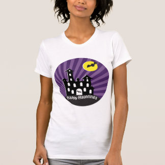 Spooky Haunted House Tshirt