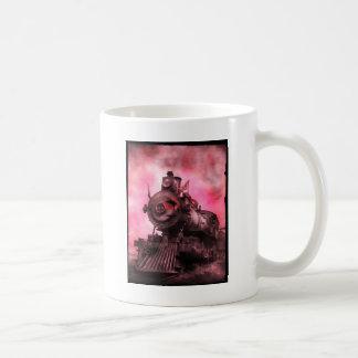 Spooky: Haunted Locomotive Coffee Mug