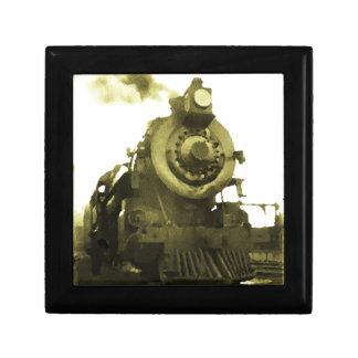 Spooky Haunted Locomotive Gift Boxes