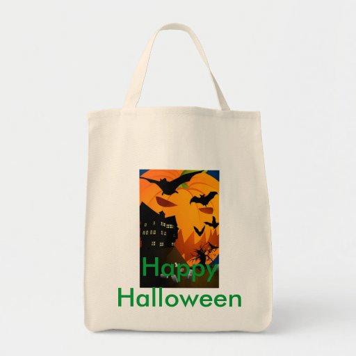 Spooky House Bag