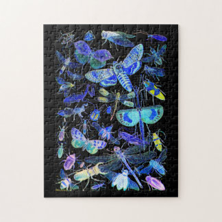Spooky Insects Jigsaw Puzzle | Creepy Crawlies