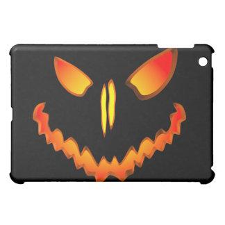 Spooky Jack O Lantern Face Case For The iPad Mini