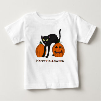 Spooky Kitty Baby T-Shirt