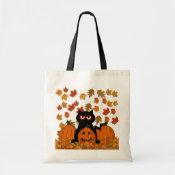 Spooky Kitty bag