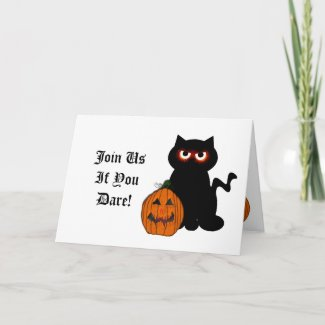 Spooky Kitty Collection card