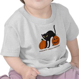 Spooky Kitty Tee Shirts