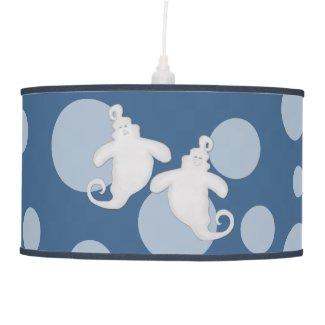 Spooky Little Ghost Pendant Lamp