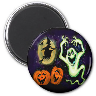 Spooky Magnet