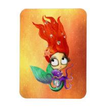 artsprojekt, mermaid, spooky mermaid, red hair, octopus, halloween, skulls, halloween mermaid, under the water, underwater design, horror, halloween girl, halloween design, scary mermaid, trick or treat, halloween idea, [[missing key: type_fuji_fleximagne]] com design gráfico personalizado