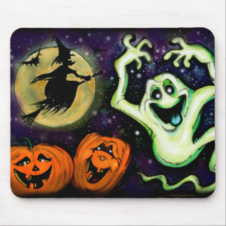 Spooky Mouse Pad