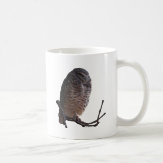 Spooky Old Owl Coffee Mug