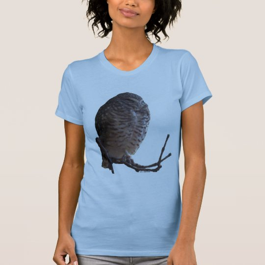 Spooky Old Owl T-Shirt