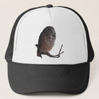 Spooky Old Owl Trucker Hat