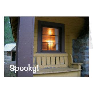 Spooky Peterson Prairie Guard Station Card