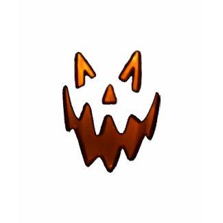 Spooky Pumpkin Tshirt shirt