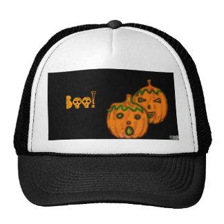 Spooky Pumpkins Cap Trucker Hat