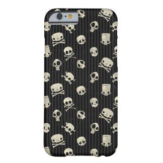 Spooky Skull Pattern iPhone 6 Case