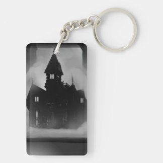 Spooky Skwerl Stories 1 - Keychain
