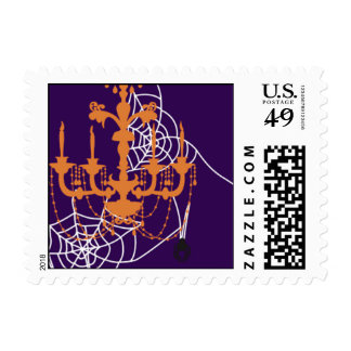 Spooky Soiree Postage