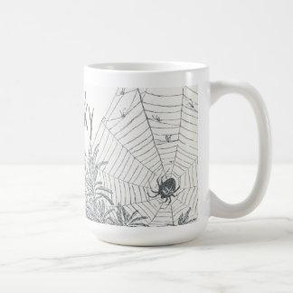 Spooky Spider Coffee Mug