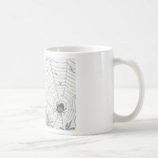 Spooky Spider mug