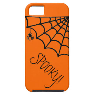 Spooky Spider Web iPhone SE/5/5s Case