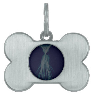 spooky spook magical fairy ghost pet ID tag