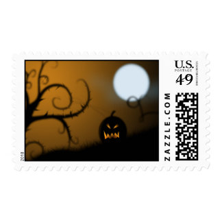 Spooky Stamp
