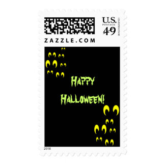 Spooky Stamps