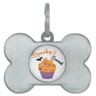 Spooky & Sweet Pet ID Tags