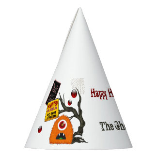 Spooky-Tacular Halloween Party Hat