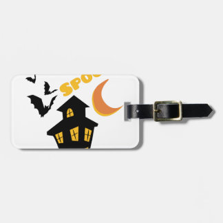 Spooky Tags For Bags