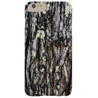 Spooky Tree Bark Print Barely There iPhone 6 Plus Case