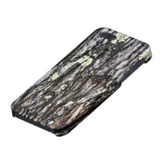 Spooky Tree Bark Print Cover For iPhone SE/5/5s