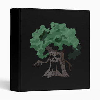 Spooky Tree Binder