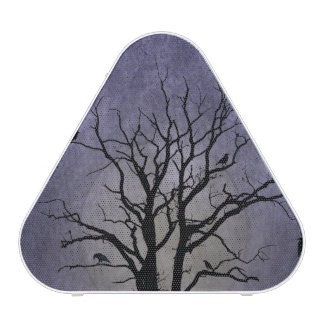 Spooky Tree Halloween Prints Bluetooth Speaker