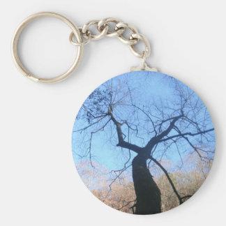 Spooky Tree Keychain