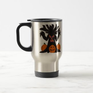 Spooky Tree mug