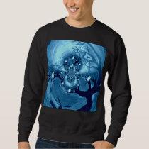 Spooky Tree Owls Sweatshirt
