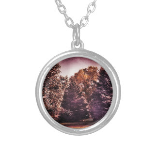 SPOOKY TREES NECKLACE