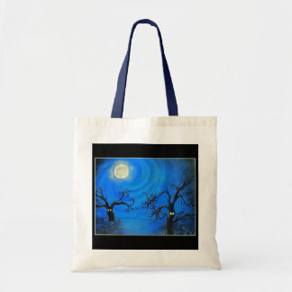 Spooky Trees - Tote Bag