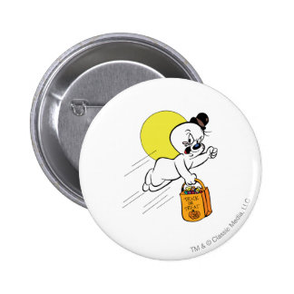 Spooky Trick or Treat 2 2 Inch Round Button