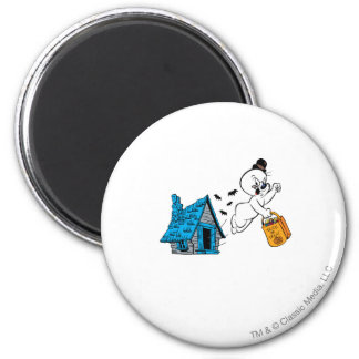 Spooky Trick or Treat 3 Magnet