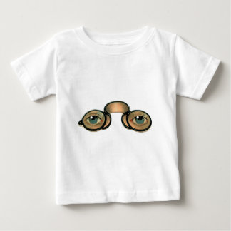 Spooky Victorian Eyes Tee Shirt